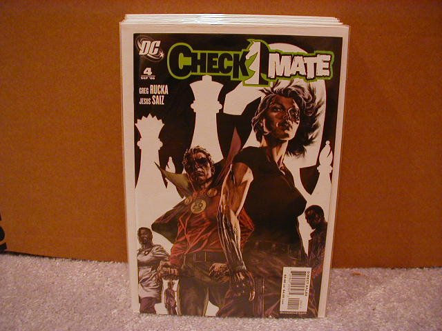 CHECKMATE #4 NM(2006)