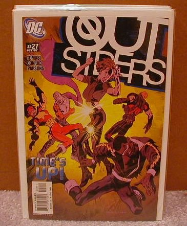 OUTSIDERS #27 NM(2003)