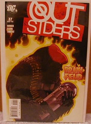 OUTSIDERS #37 NM(2003)