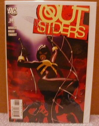 OUTSIDERS #38 NM(2003)