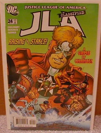 JLA CLASSIFIED #24 NM(2004)