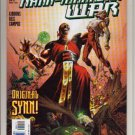 RANN-THANAGAR WAR #4 NM (2003) HAWKWOMAN,GREEN LANTERN,ADAM STRANGE, CAPTAIN COMET