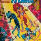 NEW TEEN TITANS #14 VF/NM (1984) CRISIS ON INFINITE EARTH CROSS OVER