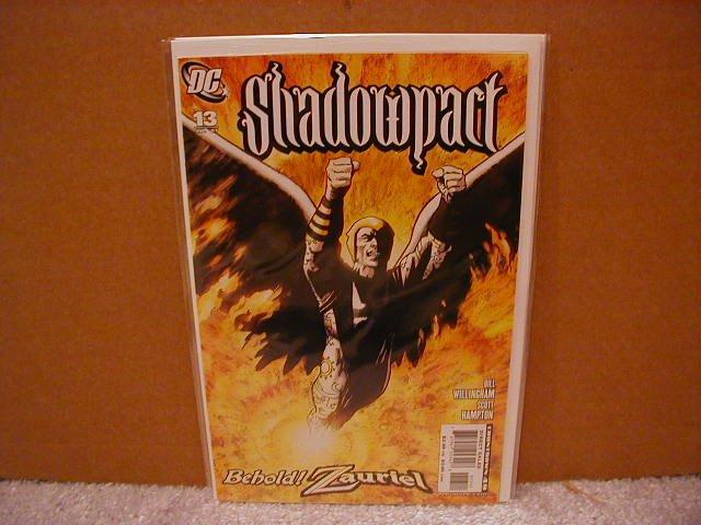 SHADOWPACT #13 NM (2006)