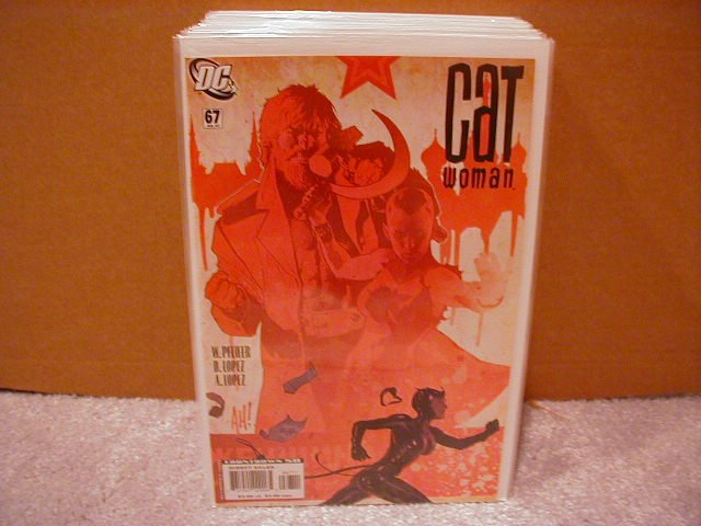 CATWOMAN #67 NM (2007)