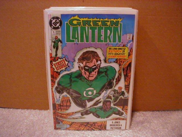 GREEN LANTERN #1 NM (1990)