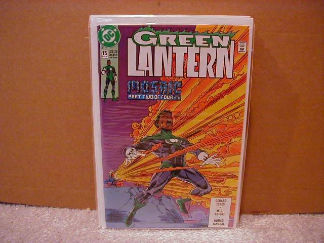 GREEN LANTERN #15 NM (1990)