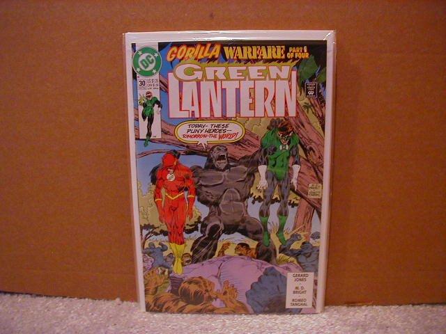 GREEN LANTERN #30 NM (1990)