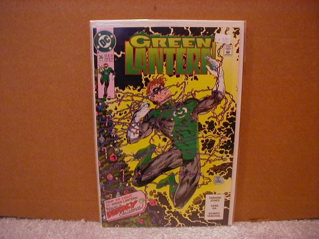 GREEN LANTERN #36 NM (1990)
