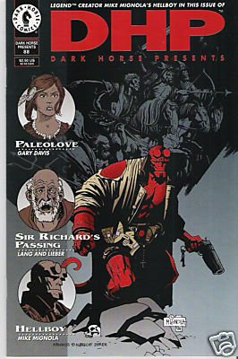 "DARK HORSE PRESENTS #88 ""HELLBOY"" VF/NM"