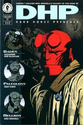 "DARK HORSE PRESENTS #89 ""HELLBOY"" F/VF"