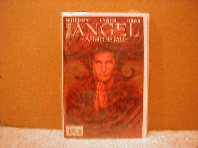 ANGEL AFTER THE FALL #1  NM 1ST PRINT HARRIS COVER