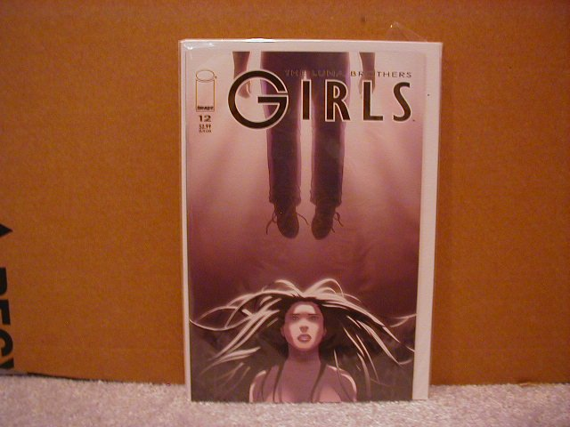 GIRLS #12 VF/NM      LUNA BROTHERS,SWORD