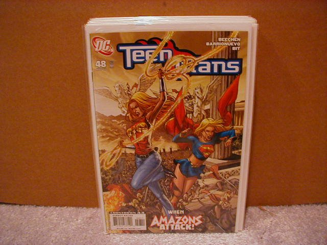 TEEN TITANS #48 NM(2007)