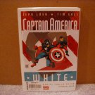 CAPTAIN AMERICA WHITE #0 NM (2008) *TIM SALE* * JEPH LOEB*