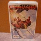"INVINCIBLE IRON MAN  #3 NM (2008) COVER ""A"""