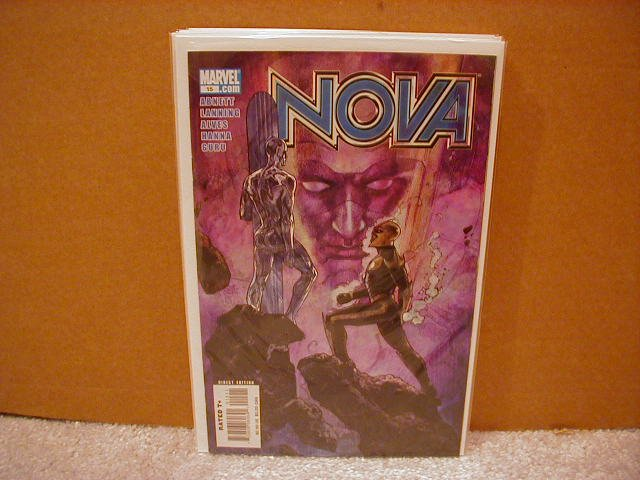NOVA #15 NM (2008)