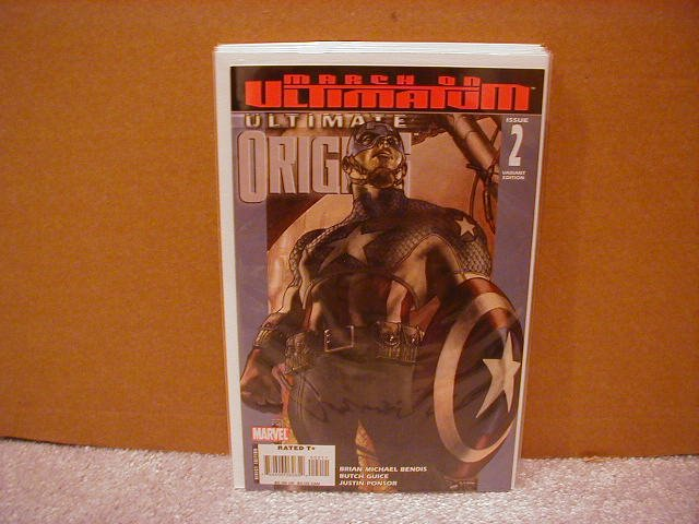 ULTIMATE ORIGIN #2 NM (2008) VARIANT COVER* 1ST PRINT*