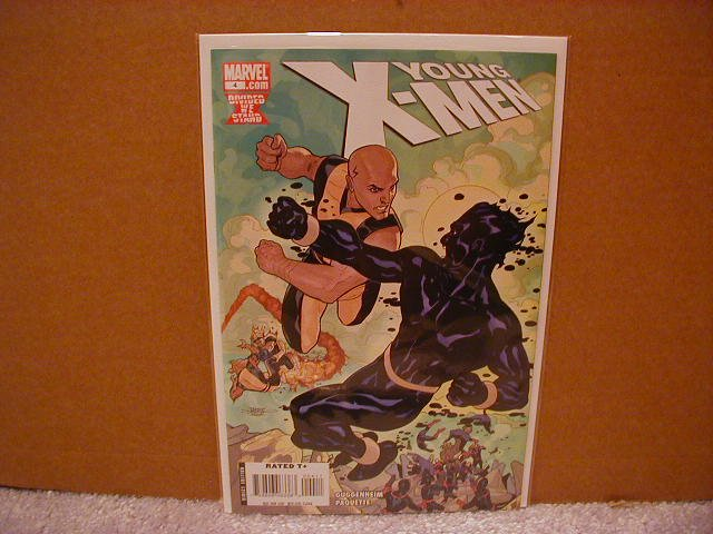 YOUNG X-MEN #4 NM (2008)