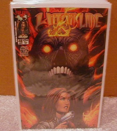 WITCHBLADE #48 VF/NM