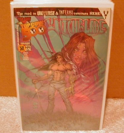 WITCHBLADE #50 VF/NM