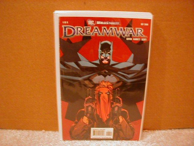 DC WILDSTORM DREAMWAR #4 NM(2008) SUPERMAN, BATMAN, JUSTICE LEAGUE, EVERYBODY