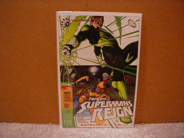 TANGENT SUPERMANS REIGN #5 NM (2008)