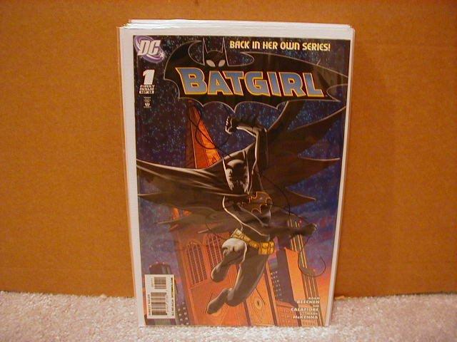 BATGIRL #1 NM(2008)