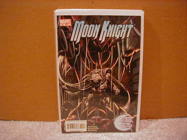 MOON KNIGHT #20 NM (2008)