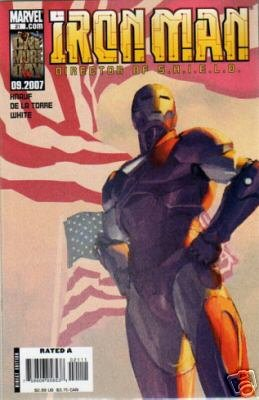IRON MAN #21 NM (2007)
