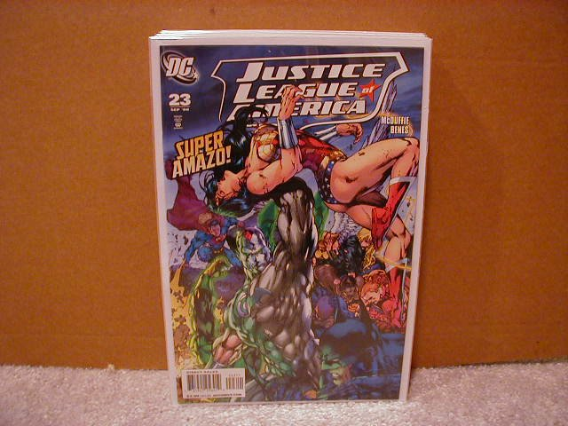 JUSTICE LEAGUE OF AMERICA #23 NM (2008)