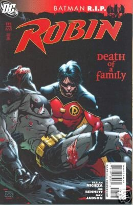 ROBIN #175 NM (2008)BATMAN R.I.P.
