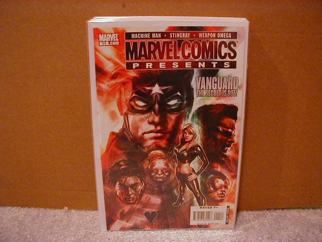 MARVEL COMICS PRESENTS #11 NM (2008)