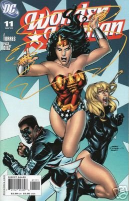 WONDER WOMAN #11 NM (2007)