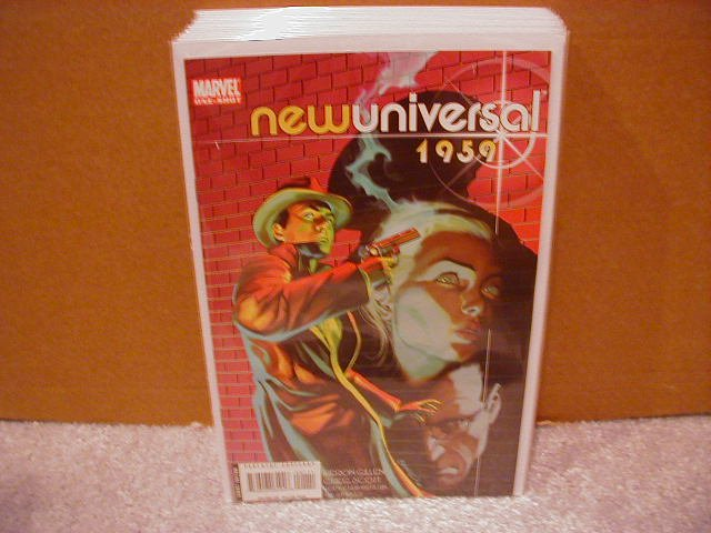 NEWUNIVERSAL 1959  ONE-SHOT NM (2008)