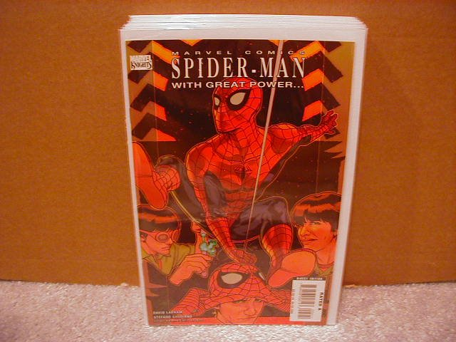 SPIDER-MAN WITH GREAT POWER #5 NM (2008) FINAL ISSUE !