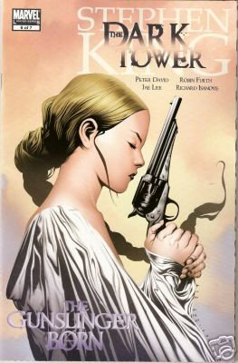DARK TOWER THE GUNSLINGER BORN #6 NM