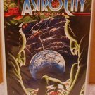ASTRO CITY # 7 VF & SIGNED BY ANDERSON AND BUSIEK