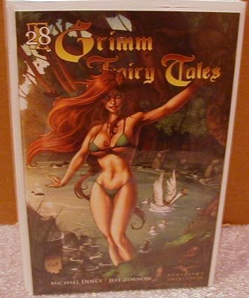GRIMM FAIRY TALES #28 NM  *ZENOSCOPE*