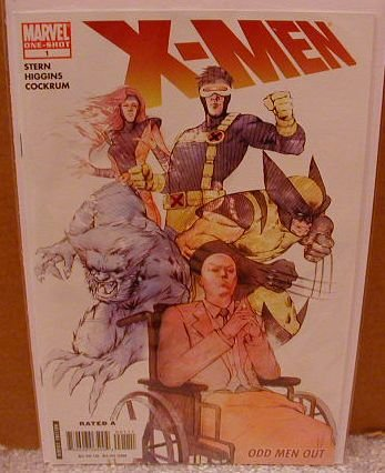 X-MEN ODD MEN OUT ONE-SHOT NM (2008)