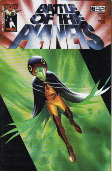 BATTLE OF THE PLANETS #9 NM  *IMAGE*