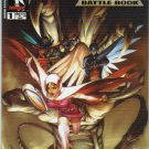 BATTLE OF THE PLANETS BATTLE BOOK VF/NM  *IMAGE*