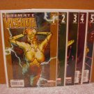 ULTIMATE VISION SET 1-5 ALL NM