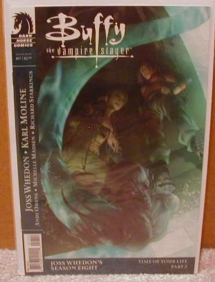 BUFFY THE VAMPIRE SLAYER SEASON EIGHT #17 NM (2008) �FRAY�