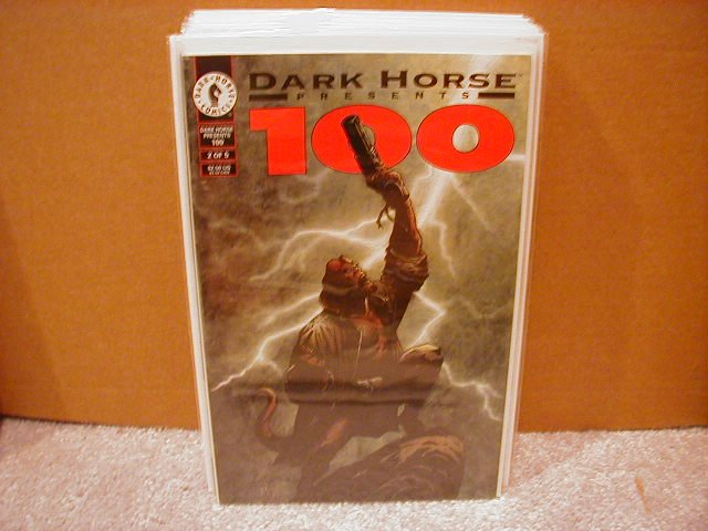 DARKHORSE PRESENTS #100 VF/NM  **HELLBOY**