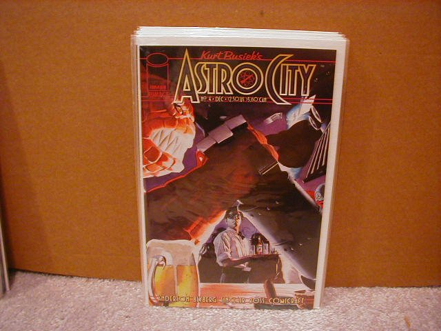ASTRO CITY #4  VF/NM  **IMAGE**