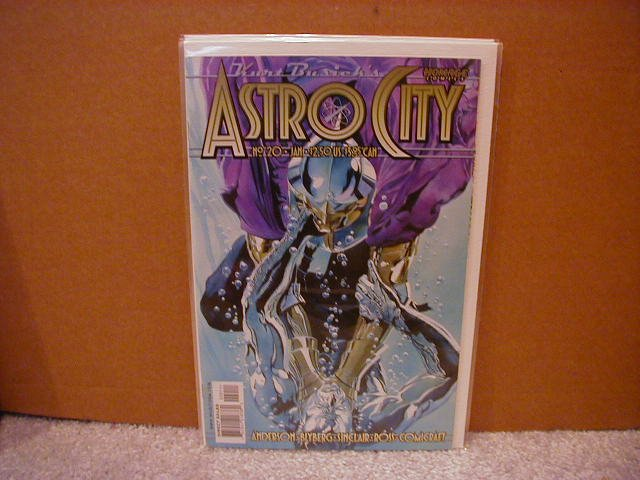 ASTRO CITY #20  VF/NM  **IMAGE**