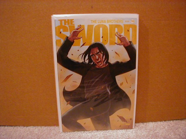 SWORD #10 NM (2008) **IMAGE**  ** LUNA BROTHERS**