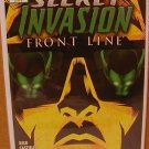 SECRET INVASION FRONT LINE #2 NM (2008)