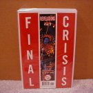 "FINAL CRISIS REVELATIONS #1 NM (2008)  ""A"" COVER"